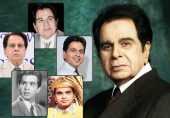 Actors' actor—Dilip Kumar