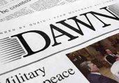 Dawn's Editorial: Draconian Media Law